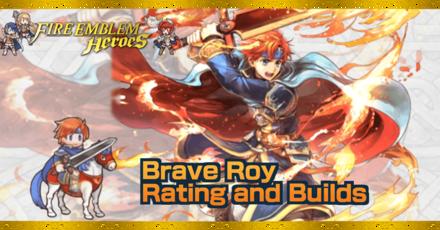 FEH Brave Roy Banner