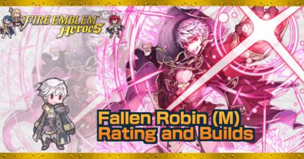 Fallen Robin (M) Image