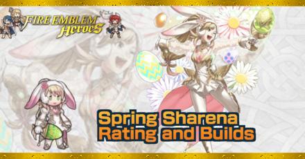 FEH Spring Sharena Banner