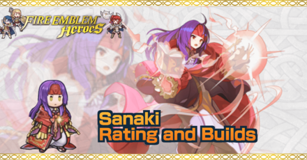 FEH Sanaki Banner