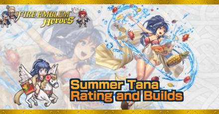 FEH Summer Tana Banner