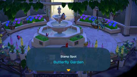 ACNH - International Museum Day - Butterfly Garden.jpeg