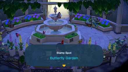 ACNH - International Museum Day - Butterfly Garden.jpeg