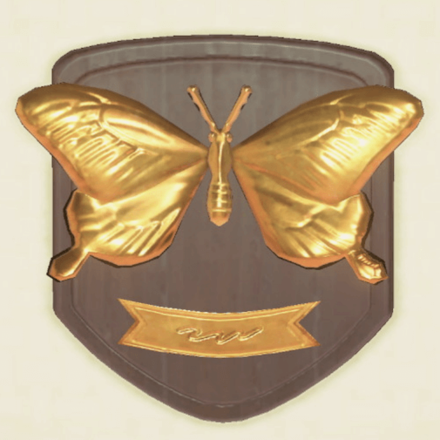 ACNH - International Museum Day - Bug Plaque