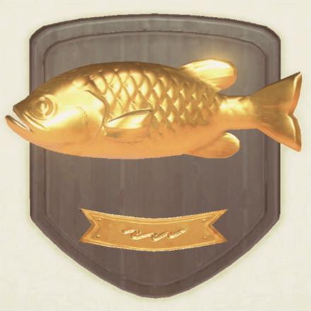 Fish Plaque Image