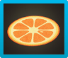 Orange Rug Icon