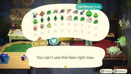 Cannot put tree in storage.jpg