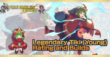 FEH Legendary Tiki (Young) Banner