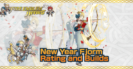 FEH New Year Fjorm Banner