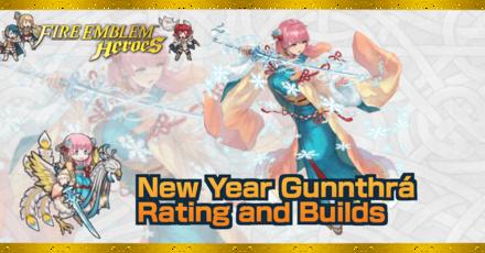 FEH New Year Gunnthrá Banner
