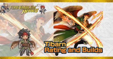 FEH Tibarn Banner