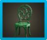 Iron Garden Chair Image