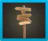 Destinations Signpost Image