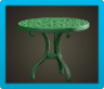 Iron Garden Table Icon