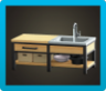 Ironwood Kitchenette Icon