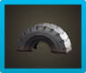 Tire Toy Icon