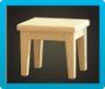 Wooden Mini Table Icon