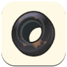 Old Tire Icon