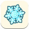 Large Snowflake Icon