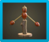 Traditional Balancing Toy Icon