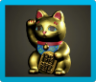 Lucky Gold Cat Image
