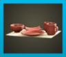 Unglazed Dish Set Image