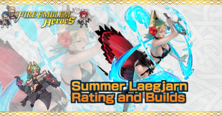 FEH Summer Laegjarn Banner