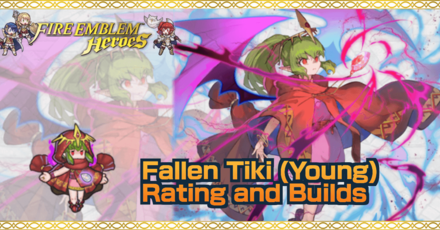 FEH Fallen Tiki (Young) Banner