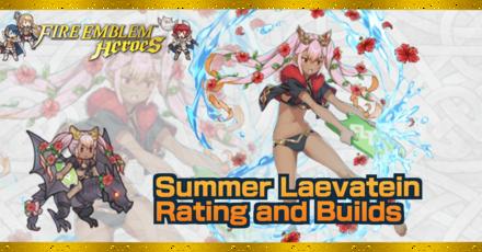 FEH Summer Laevatein Banner