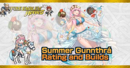 FEH Summer Gunnthrá Banner