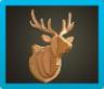 Deer Decoration Image
