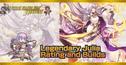 FEH Legendary Julia Banner