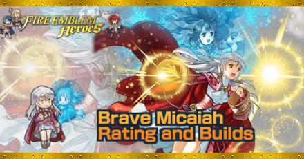 Brave Micaiah Image