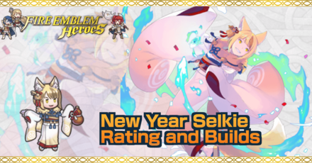 New Year Selkie Image