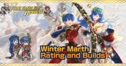 Winter Marth Builds And Best Ivs Fire Emblem Heroes Feh Game8