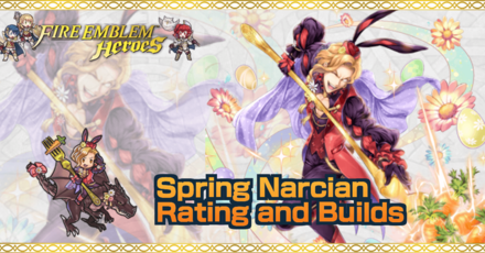 FEH Spring Narcian Banner