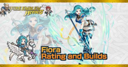 FEH Fiora Banner