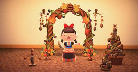 List Of Tree S Bounty Series Furniture Item Recipes Acnh Animal Crossing New Horizons Switch Game8