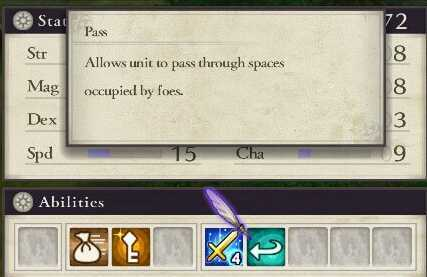 FE3H Thief Pass