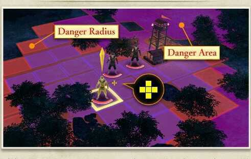 FE3H Danger Radius