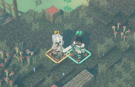Minecraft Dungeons - Online Multiplayer Banner.png