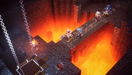 Minecraft Dungeons Redstone Mine