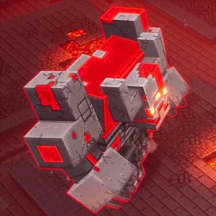 Redstone Monstrosity Image
