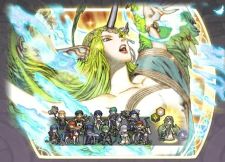 Mila: Goddess of Love Banner