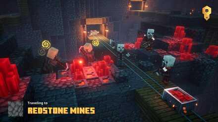 Redstone Mine Banner