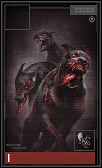 Zombie Dog (x3)