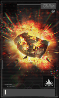 High Explosive Landmine