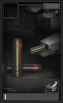 High Caliber Rifle