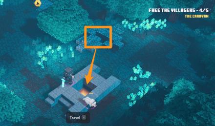Creeper Woods Rune Location