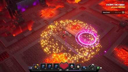 Fiery Forge Escape the Forge